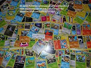 Nintendo - Promoción de 60 cartas Pokémon XY y 3 cartas VF (idioma: francés): Amazon.es: Juguetes y juegos