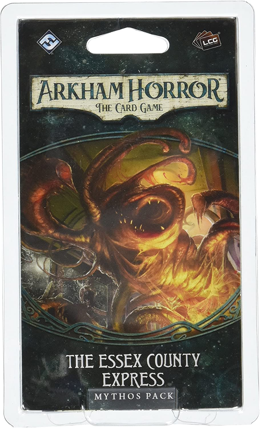 Juego de cartas Fantasy Flight Games AHC04 Arkham Horror The Essex ...