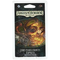 Arkham Horror LCG: The Essex County Express Mythos Pack Card Game