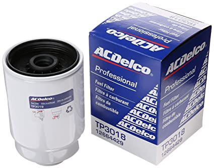 Amazon Com Acdelco Tp3018 Professional Fuel Filter With Seals