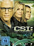CSI: Crime Scene Investigation - Season 14.2 [3 DVDs]