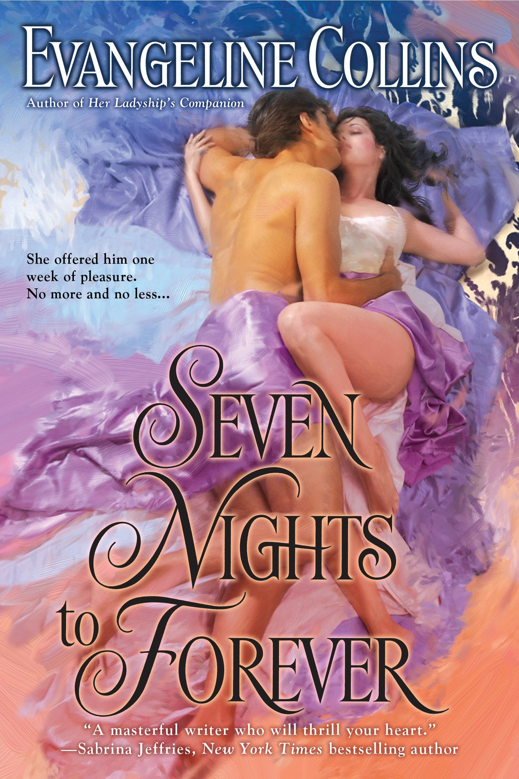 Download Seven Nights to Forever pdf