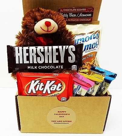 Amazon Com Unlocking Greatness Valentine Chocolate Scented Teddy