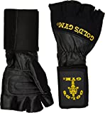 Golds Gym Wrist Wrap Lifting Gloves