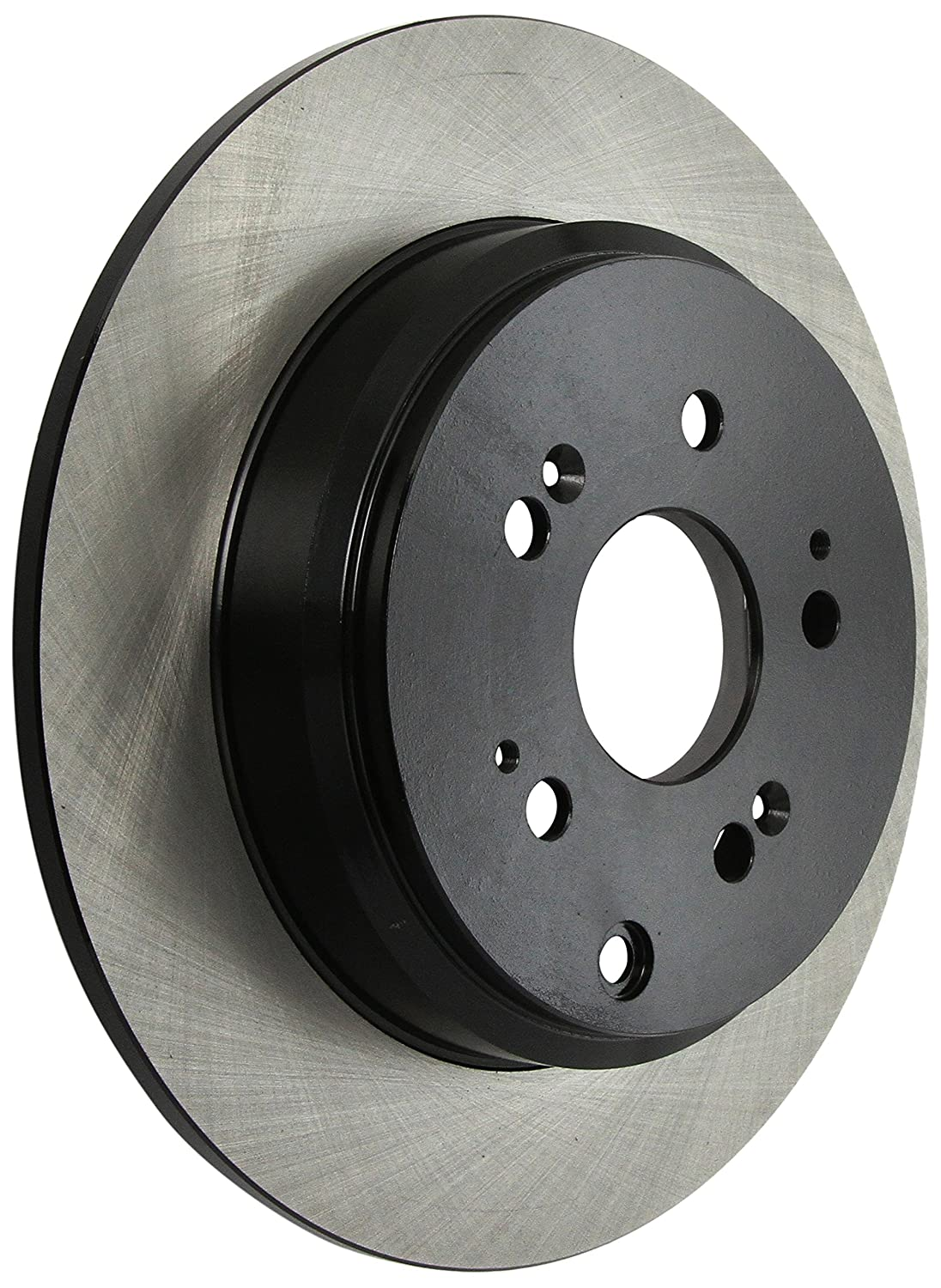 Centric Parts 120.40072 Premium Brake Rotor with E-Coating
