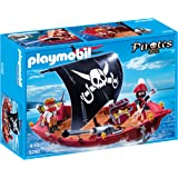 Playmobil 5298 Pirates Ship Skull and Bones Corsair