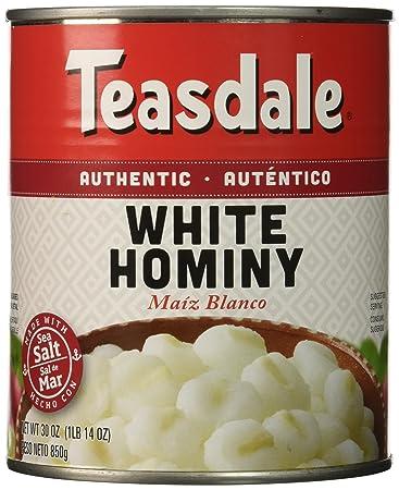Teasdale Hominy