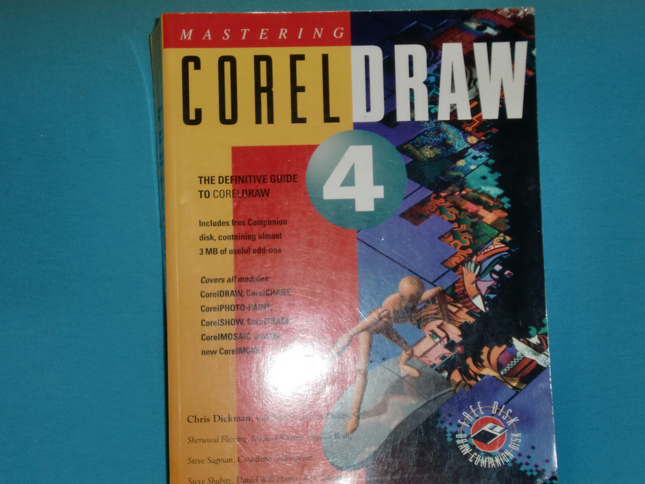 Download Mastering Coreldraw 4 ebook
