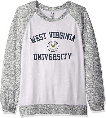 chicka-d Womens Campus Crewneck Sweatshirt