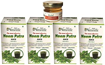 Amazon com : Farm Naturelle-Buy 2, Get 4 Offer-Pure Neem