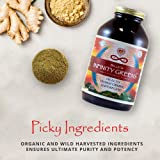 Infinity Greens: Superfood Formula for Weight-loss, Life-force & Longevity. 100% Organic & Wild-Harvested. 34 Servings