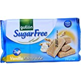 Gullon Sugar Free Vanilla Wafers, 210g