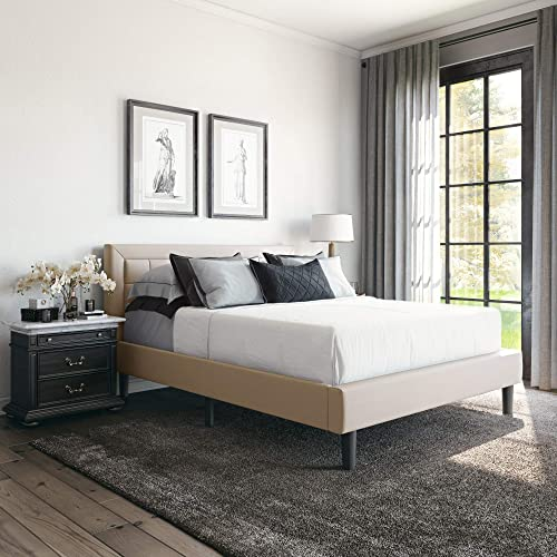 Classic Brands Mornington Upholstered Platform Bed