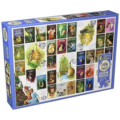 Cobblehill 85045 500 pc Nancy Drew Mysteries Puzzle, Various: Toys & Games