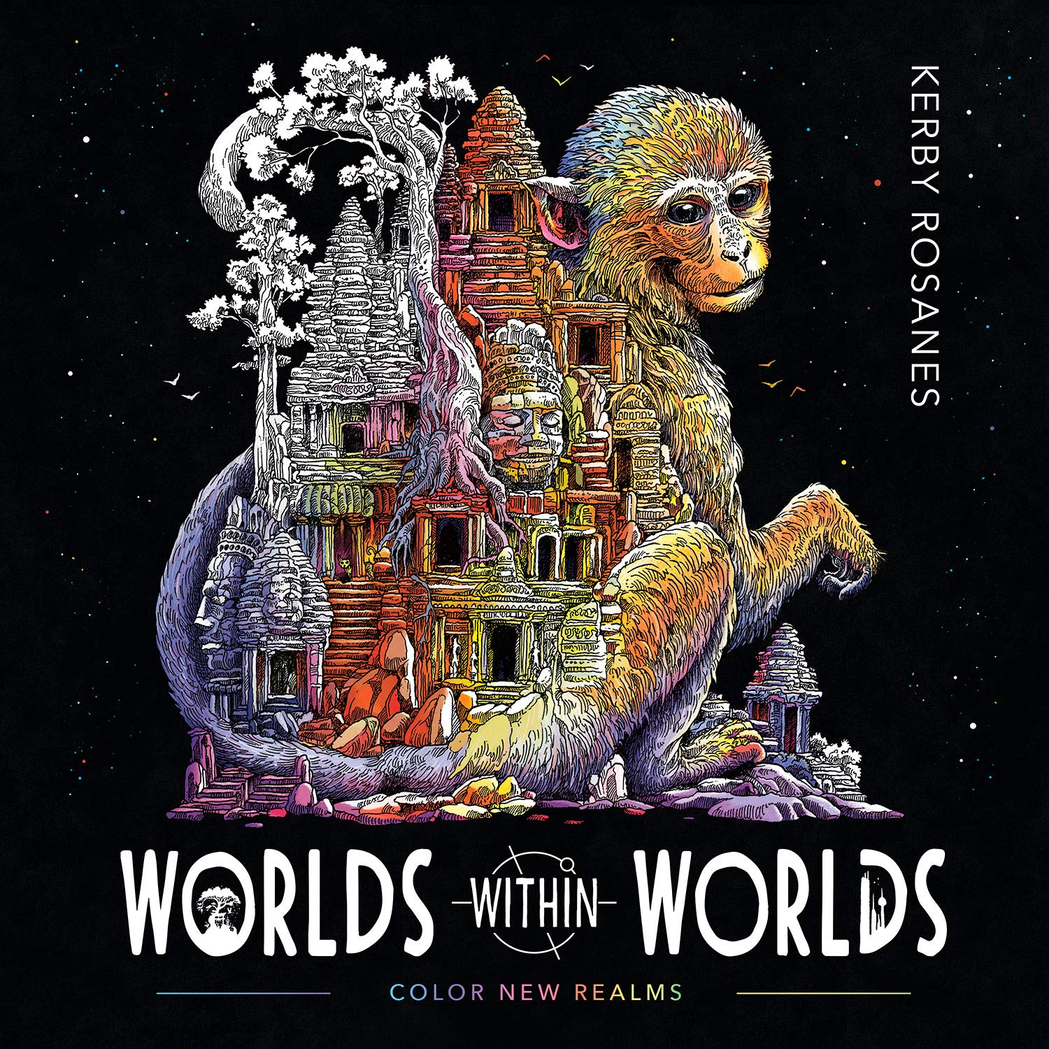 Amazon Com Worlds Within Worlds 9780593086230 Rosanes Kerby Books