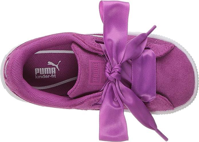 Puma Chaussures en Daim Pour Enfants