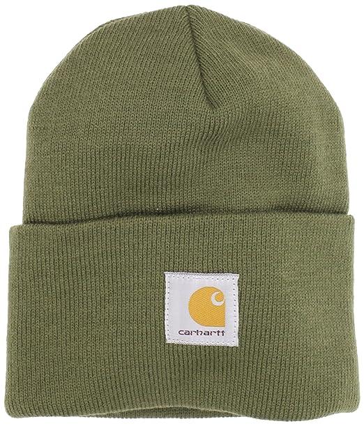 Carhatt Acrylic Watch Hat-Lemon 38ab402e04e