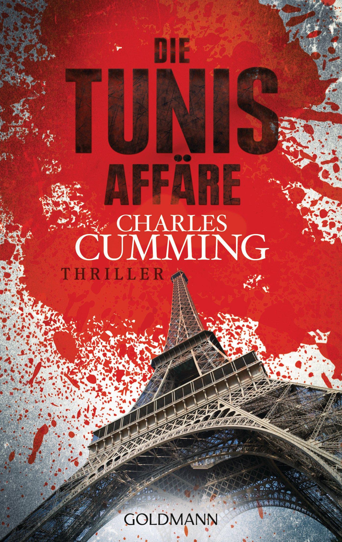 Die Tunis Affäre: Ein Fall für Tom Kell 1 - Thriller