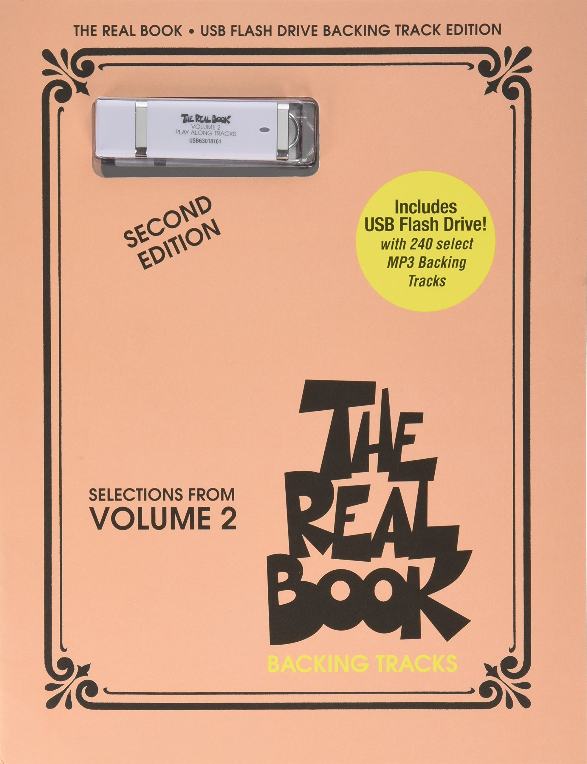The Real Book - Volume 2: USB Flash Drive Backing Track
