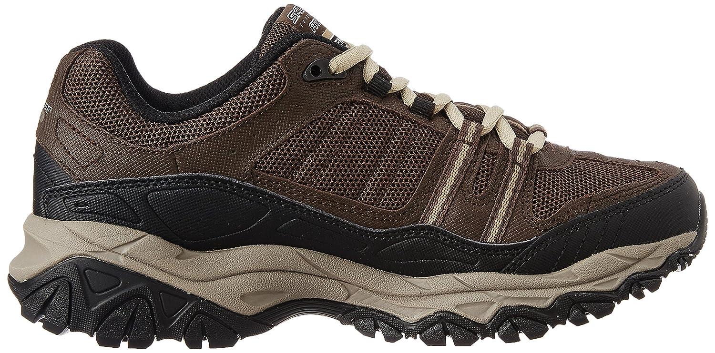Skechers-Men-039-s-After-Burn-Memory-Fit-Strike-Off-Lace-Up-Sneaker thumbnail 23