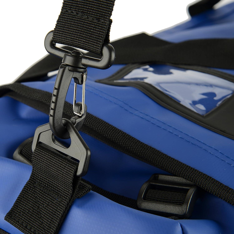Wasserfest Düffel Tasche von Urban Beach Drybag 60L 90L Verstellbar Ruder- & Paddelboote Bootsport