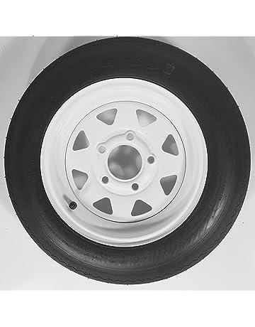 Amazon Com Trailer Tire Wheel Assemblies Automotive