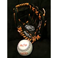"""Rawlings Youth Players Basket Web 9"""" Pitcher/Infield Glove Worn On Left Hand - Green"""