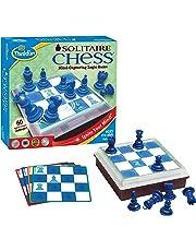 ThinkFun Solitaire Chess Game,Logic Games