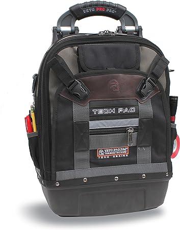 Veto Pro Pac TECH PAC Service Technician Bag, 1-Pack by VETO PRO PAC: Amazon.es: Bricolaje y herramientas