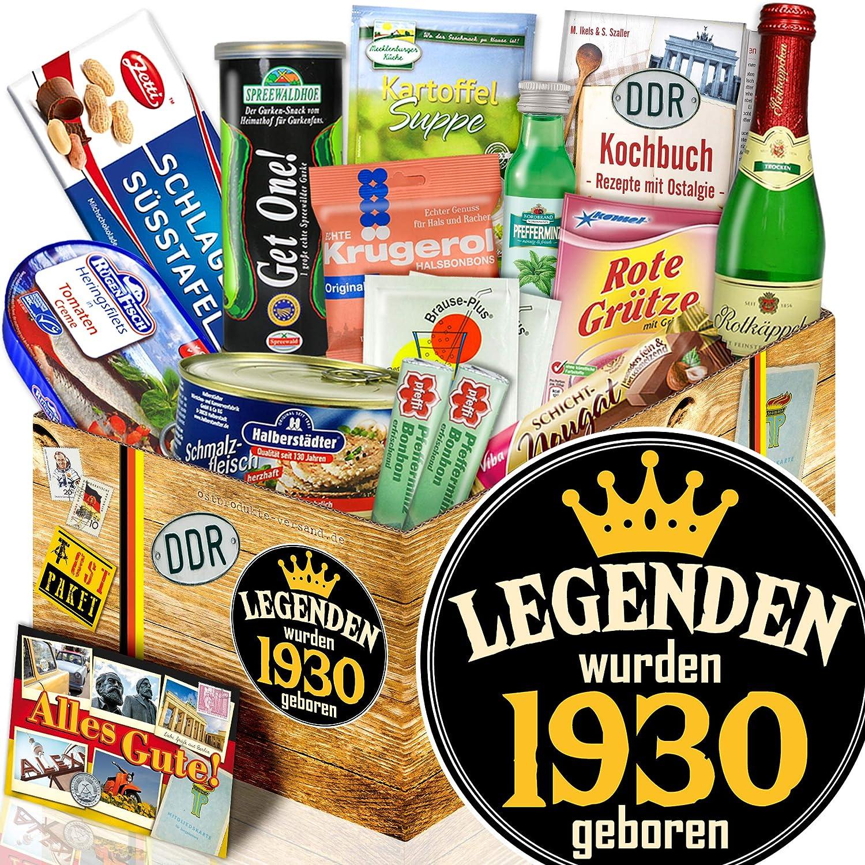 Geburtstag Geschenk Mann Legenden 1930 24er DDR Geschenk