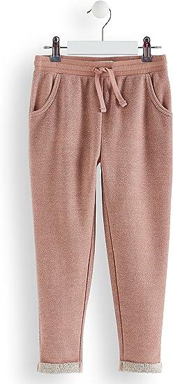 Marca Amazon - RED WAGON - Pantalones de Chándal Metálicos Niñas ...