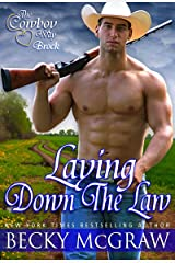 Laying Down The Law (The Cowboy Way Book 7) Kindle Edition