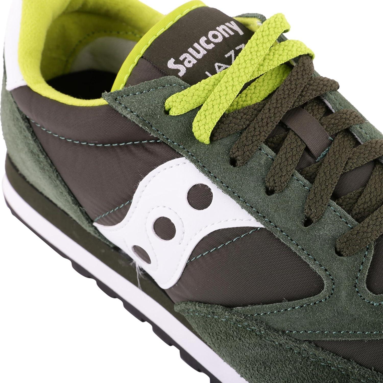 6c334aa34b Saucony S2044-275 Jazz Original Verde Lime Scarpe Uomo Sneakers 42.5:  MainApps: Amazon.it: Scarpe e borse