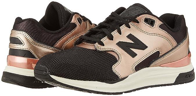Sneaker New Balance WL1550 36 Gold: Amazon.co.uk: Shoes & Bags