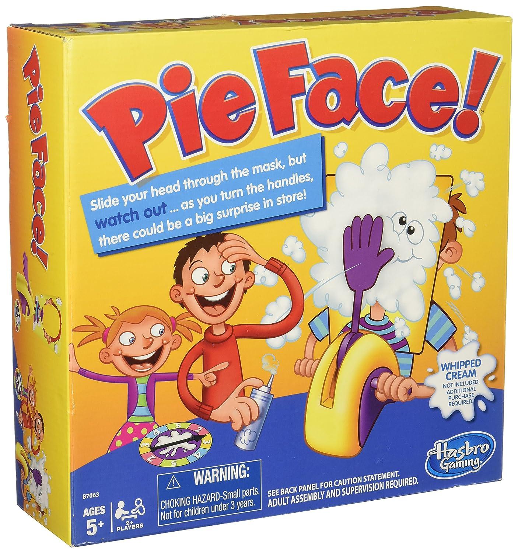 Pie Face Game Hasbro B7063