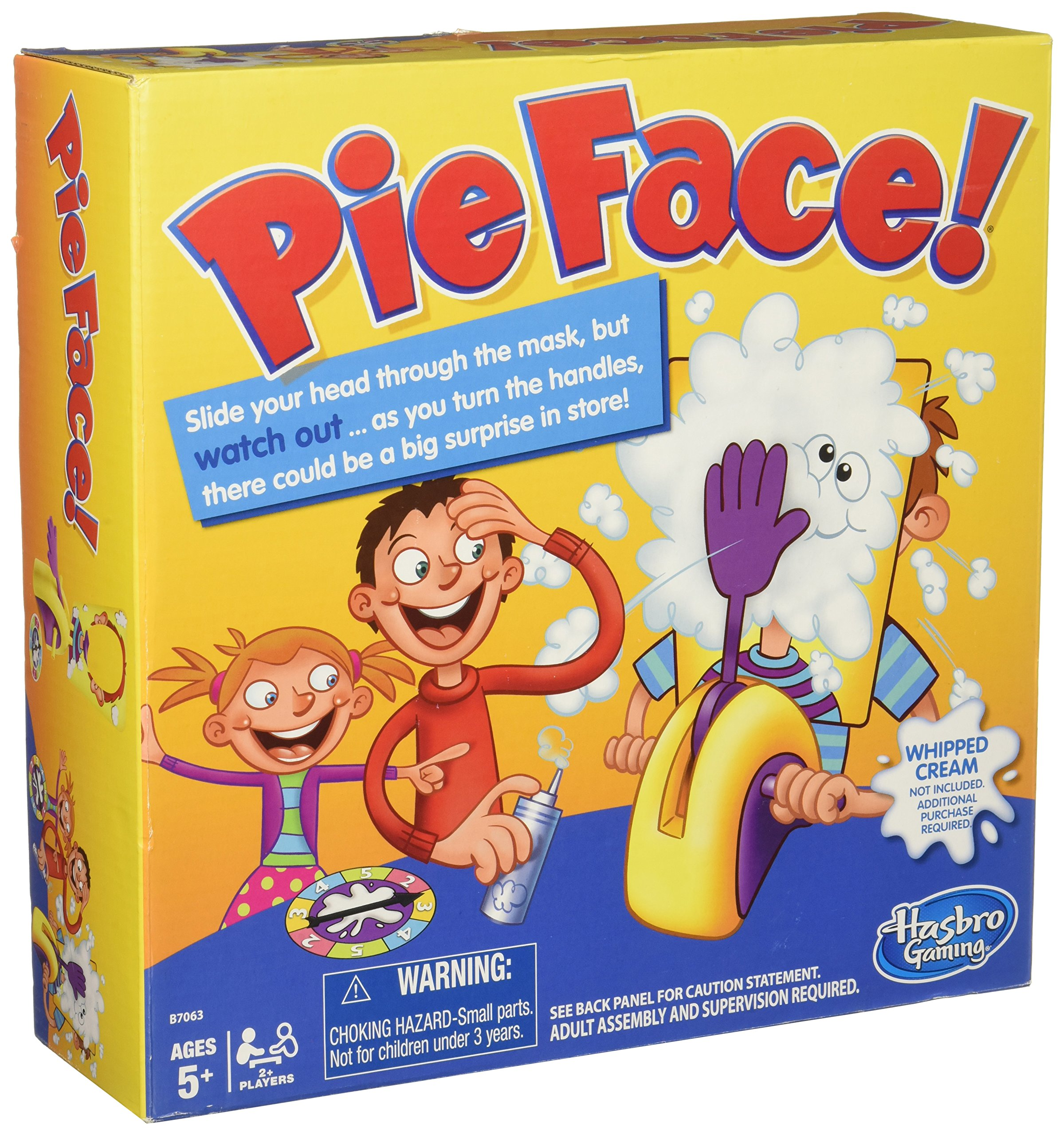 Pie Face Game product image