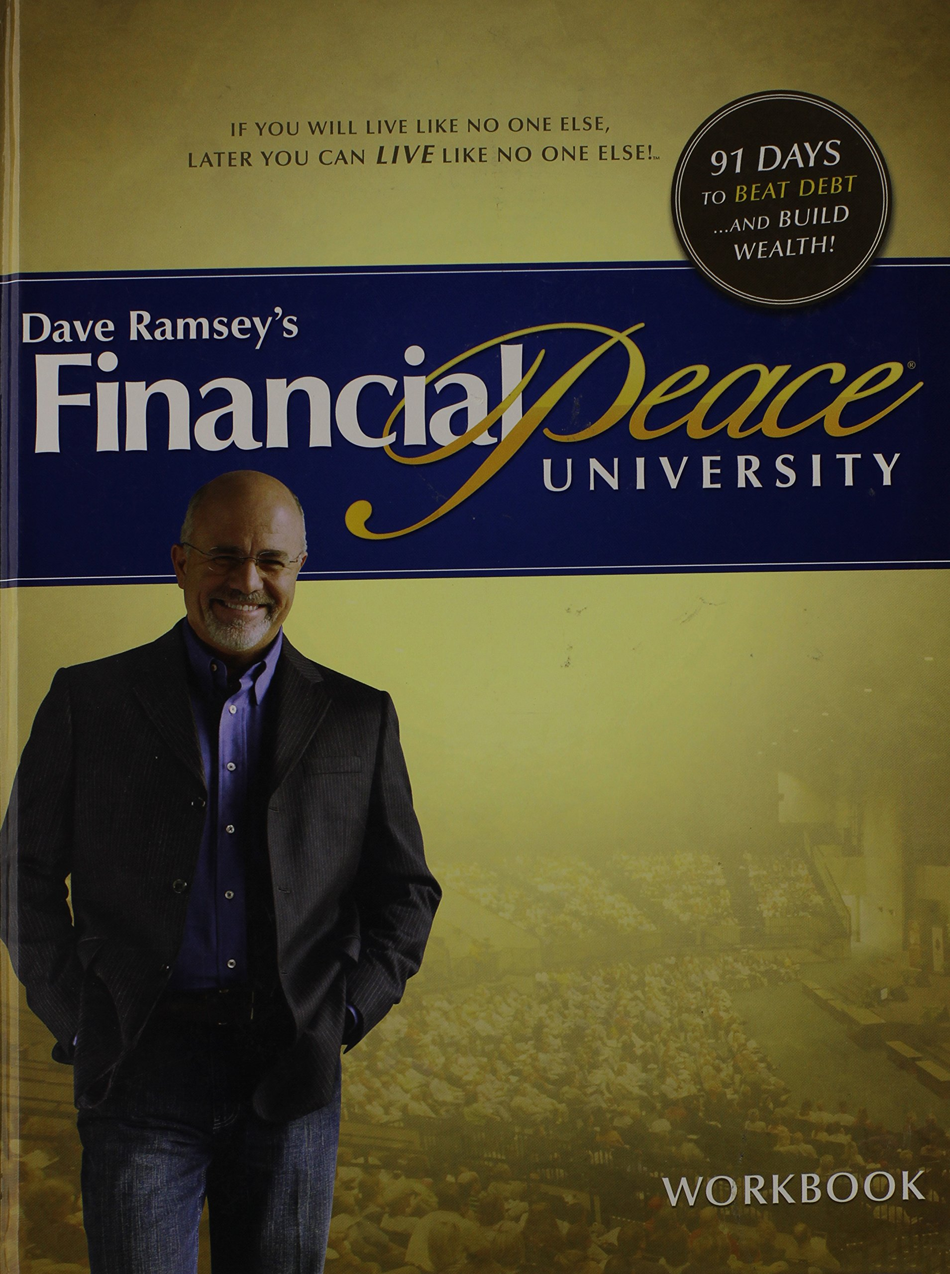 Worksheets Dave Ramsey Financial Peace Worksheets dave ramseys financial peace university workbook ramsey 9781934629048 amazon com books