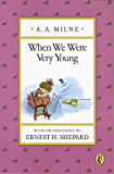 When We Were Very Young Deluxe Edition (Winnie-the-Pooh Book 3)