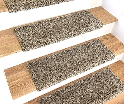 Merveilleux Tread Comfort Padded Adhesive Bullnose Stair Treads, Runners U0026 Rugs  Collection (Single 31u0026quot;