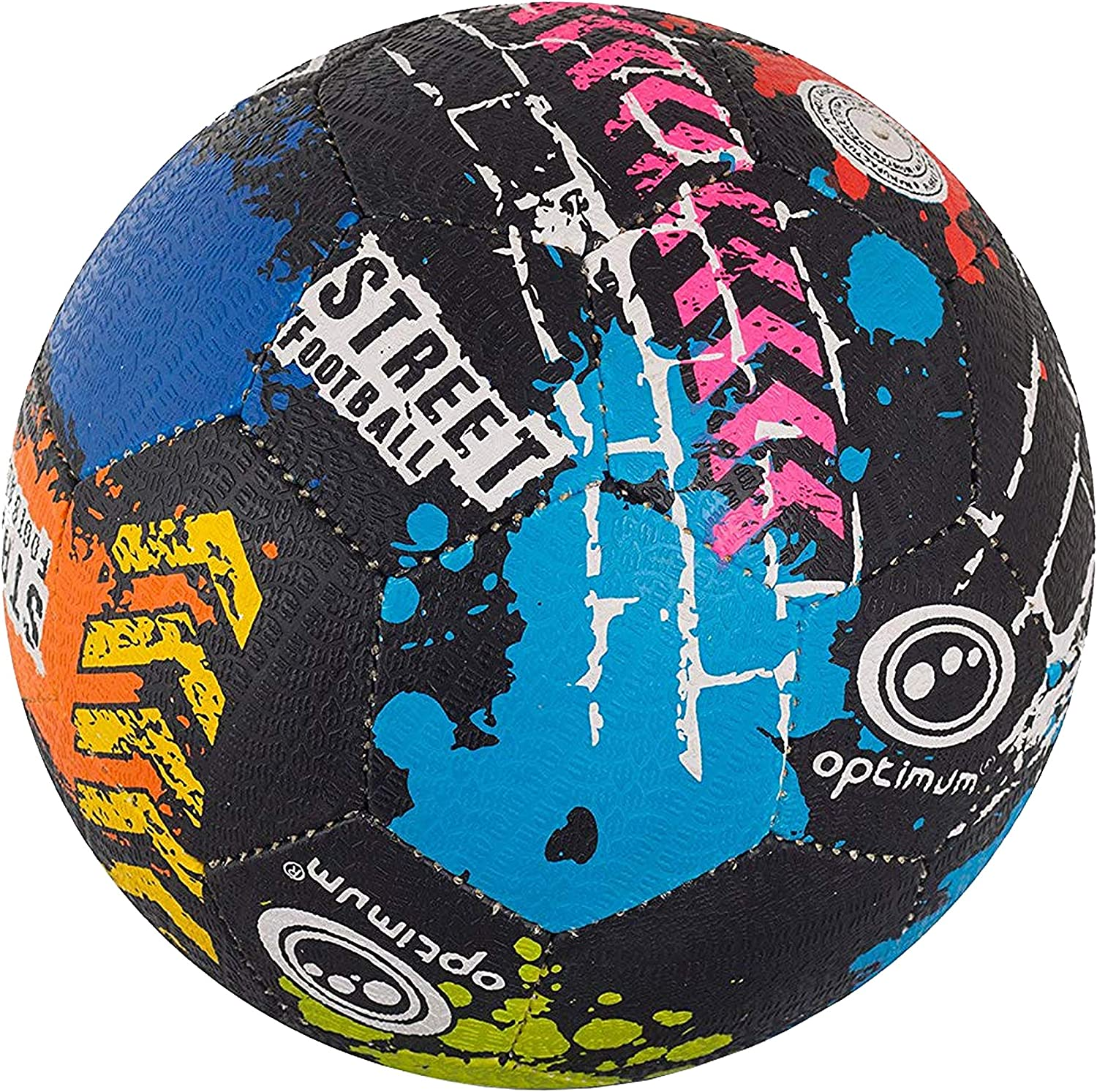 OPTIMUM Street Ballon de Football Mixte