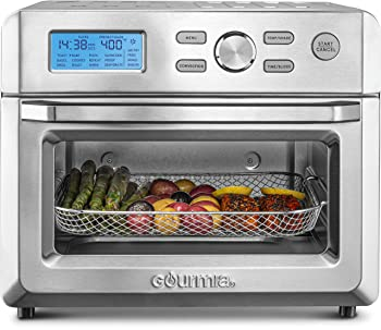 Gourmia GTF7600 16-in-1 Air Fryer Toaster Oven
