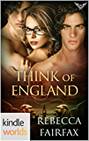 Paranormal Dating Agency: Think of England (Kindle Worlds Novella) (Roar Britannia Book 1)