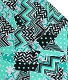 Snowflake Designs Medley Gymnastics Grip Bag - Blue or Pink