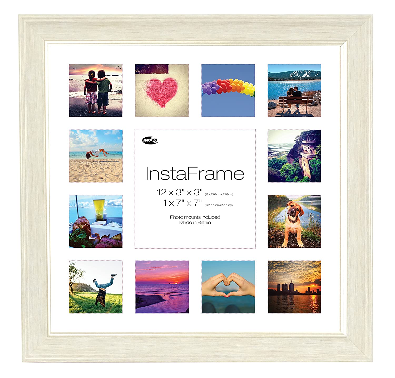 Amazon.de: Inov8 16 x 16 Insta-Bilderrahmen, Fotorahmen, für 13 ...