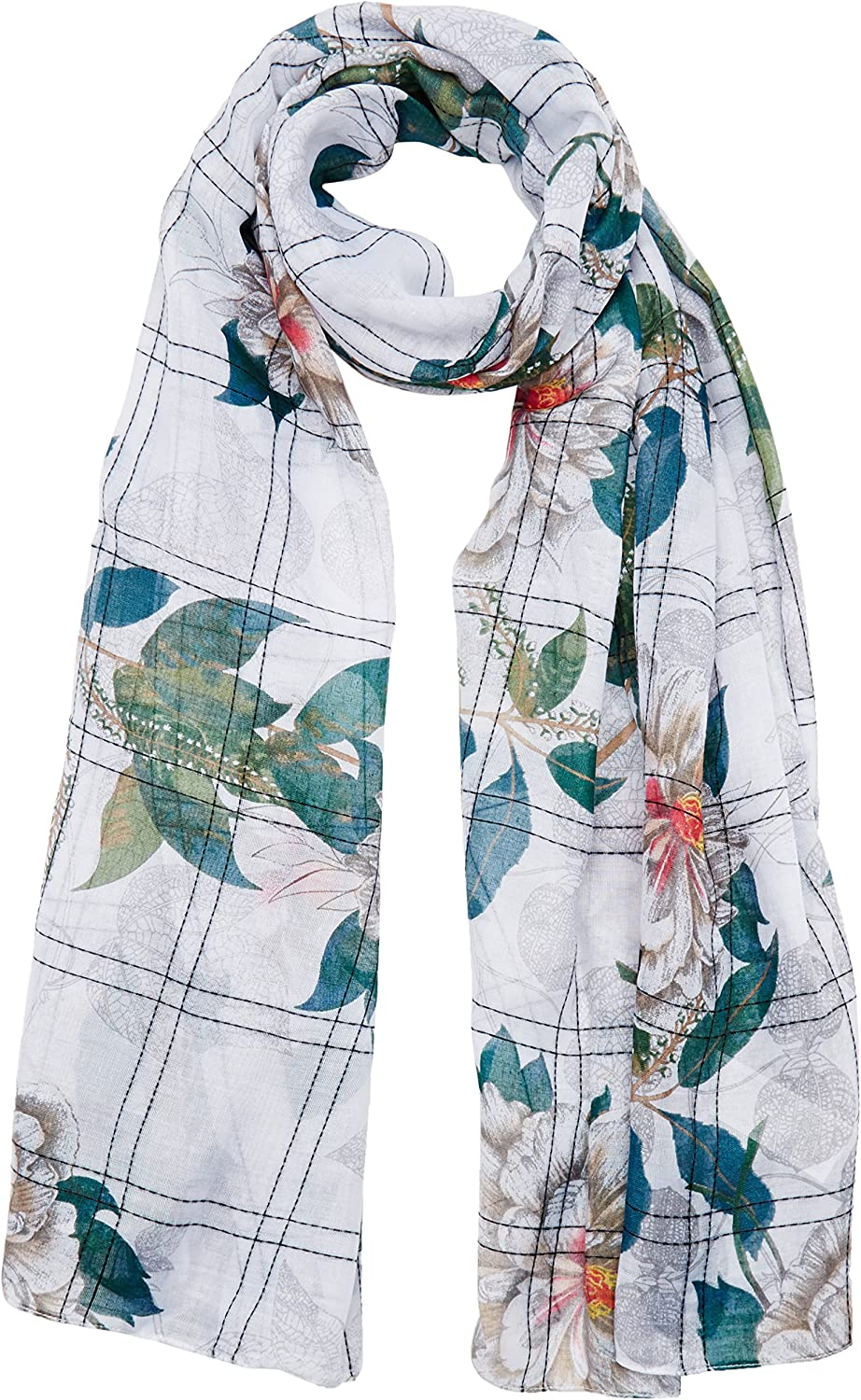Desigual Foulard_Rectangle Troy Bufanda para Mujer