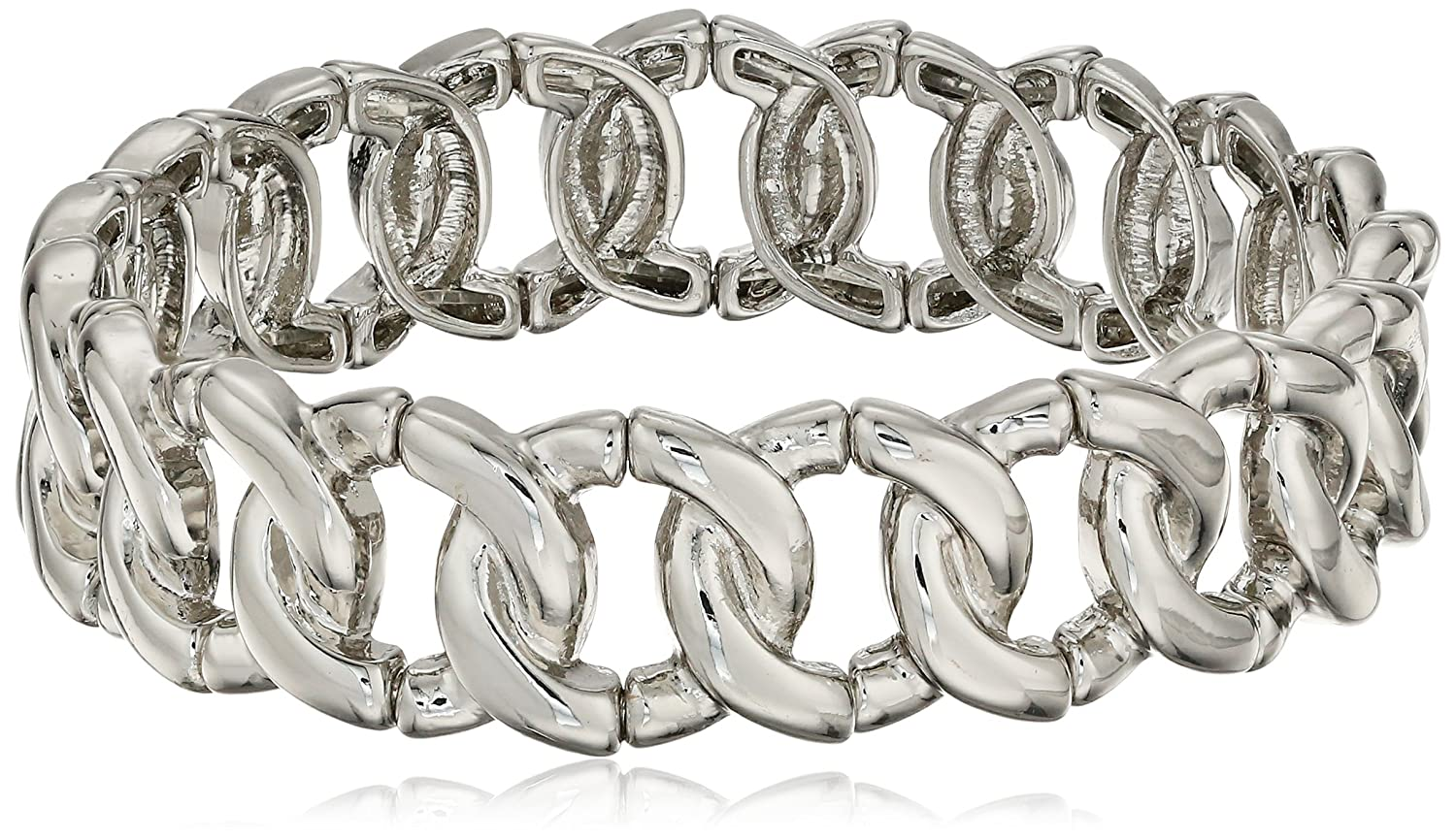 1928 Jewelry Link Stretch Bracelet