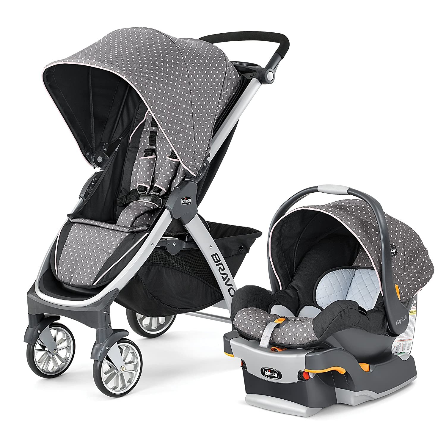 Chicco Bravo Trio Travel System, Papyrus 07079095190070