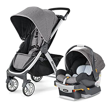 amazon com chicco bravo trio travel system lilla baby rh amazon com Chicco NextFit Chicco Cortina Stroller Weight Manual
