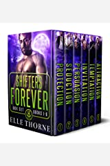 Shifters Forever : The Boxed Set Books 1 - 6 (Shifters Forever Worlds Boxed Set) Kindle Edition