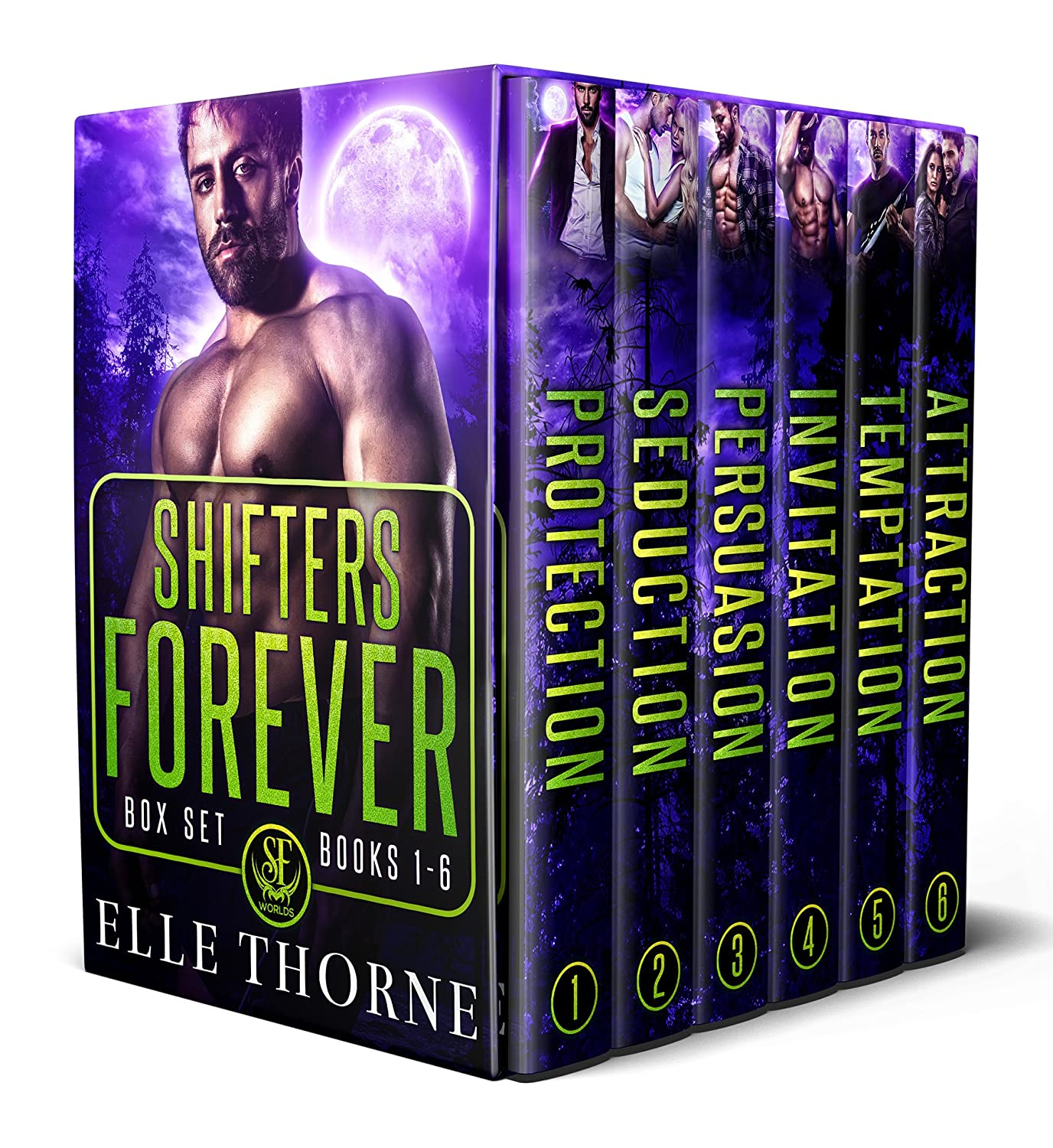 Shifters Forever Worlds Box Set: Shifters Forever: The Box ...